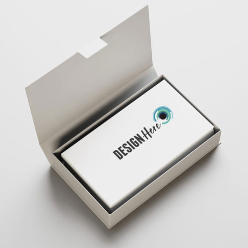 Raw Web Development Business Card Design